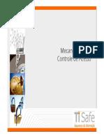 AP Tisafe Mecanismos Controle Acesso