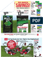 Seright's Ace Hardware March 2016 Red Hot Buys
