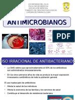 1era Clase - Generalidades de La Terapia Antibacteriana Mldf