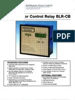 Cb Power Factor Relay Sales Catalogue 3