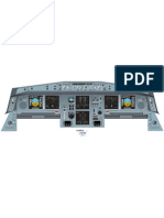 a330-200 Panel Frntg2z