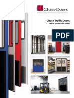 Traffic Door Brochure - English