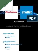 Stx-Formacion Bi- Diseño Informes