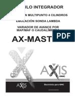Axis Ax Master