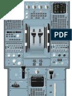 a330-200 Panel Pylong2z