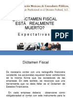 El-Dictamen Muerto.ppt