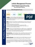 2012 7 13 Portfolio Management Process Factsheet