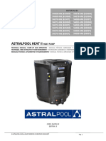 Astralpoolheat r250 t