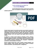 Manual Resina Para Incrustação