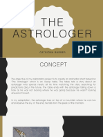 The Astrologer Pitch