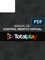 Manual Control Remoto Virtual