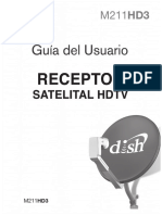 Receptor Dish M211HD3