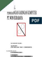 Proposal Pembuatan Jaringan Komputer Kantor