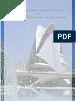 Analisa Aplikasi Sistem Struktur Cangkang