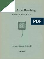Mystic Art of Breathing (1975)