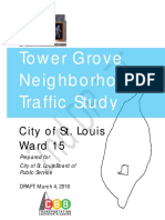 15th Ward Traffic Study Full Version
