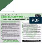 Jim Hodgson election leaflet Pt 2.