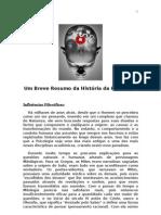 Um Breve Resumo da História da Psicologia