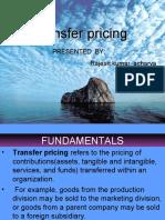 Transfer Pricing, Rajesh
