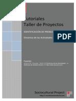 Identificación de Problemas - Dinámica de las Actividades