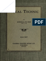 Vocal Technic 00 Fox A