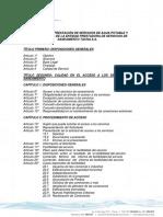 Reglamento EPS TAcna Aprobado Por Res. 026-2009-SUNASS