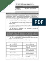 Plan de Gestión de Requisitos