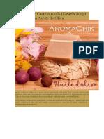 Sabonete de Castela 100% (Castela Soap) Cold Process Azeite de Oliva