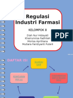 regulasi farmasi industri