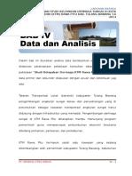 Bab IV Data Dan Analisis