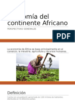Situacion economica Africa