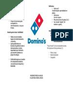Analisis de Imagen de Marca (Domino's)