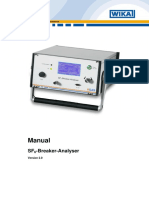 Manual SF6-Breaker-Analyser HF 100819
