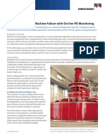Preventing Rotating Machine Failure With Online PD Monitoring ENU