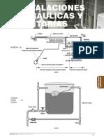 Instalaciones Hidraulicas y Sanitarias