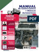 Volkswagen Pointer  con distribuidor y sistema DIS