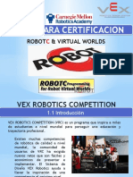 RobotC & Virtual Words
