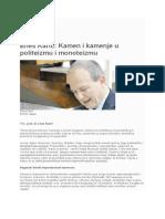 Enes Karić - Kamen i Kamenje u Politeizmu i Monoteizmu