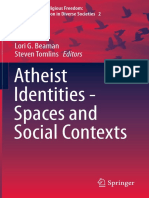(Boundaries of Religious Freedom_ Regulating Religion in Diverse Societies 2) Lori G. Beaman, Steven Tomlins (Eds.)-Atheist Identities - Spaces and Social Contexts-Springer International Publishing (2