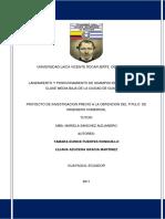 LANZAMIENTO Y POSICIONAMIENTO DE SHAMPOO EN BARRA PARA LA CLASE MEDIA BAJA DE LA CIUDAD DE GUAYAQUIL