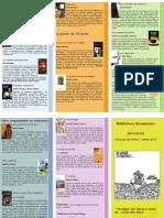 Guía de lecturas. Abril 2010
