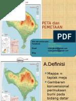 Bab i Kelas Xii Peta (1) untuk smk geologi
