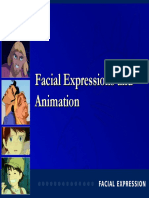 Facial Expressions in Animation