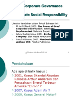 Good Corporate Governance & Social Responsibilty