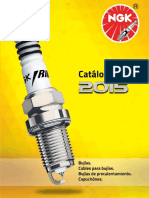Catalogo NGK 2015 Nov