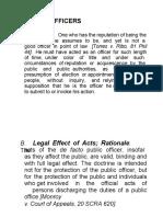 De Facto Public Officer