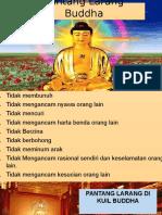 Pantang Larang Buddha
