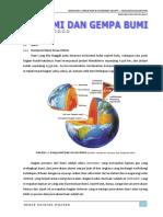 Bab 2 Bumi Dan Gempa Bumi 2011