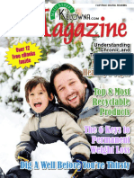 Main Street Kelowna Magazine January