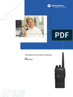 Motorola Professional Radio Gp328 Users Manual 272055